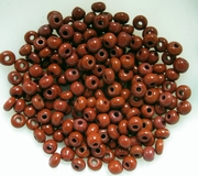 Beads - glass ( 20 gram ) 25 gram - 4 mm