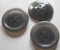 Kostümknopf - Grau 21,5 mm
