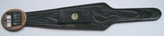Jaren 60-70 horlogebandje 20 cm